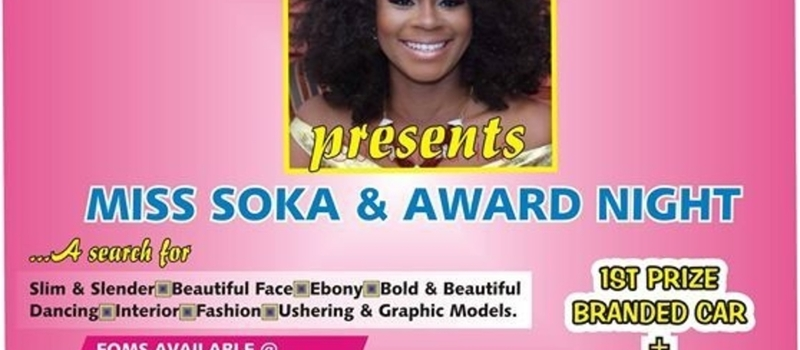 Miss Soka Nigeria & Award Night