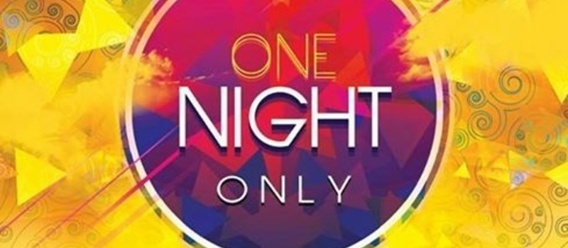 One Night Only With S.A.K