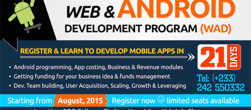Web & Android Development Program (WAD)