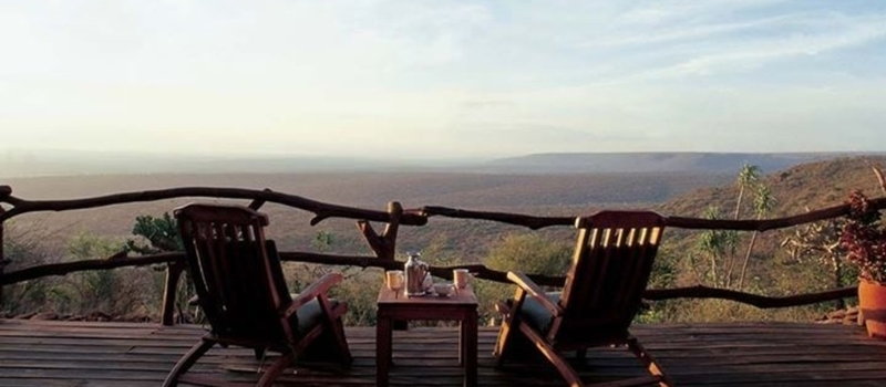 Couples Wine and Dine in the Wild - Tsavo East National Park