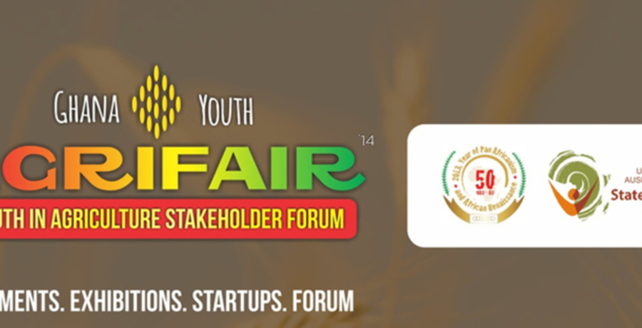 The Ghana Youth Agrifair 2014 & Youth In Agriculture Stakeholder Forum