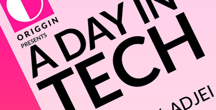 A DAY IN TECH with Alex Adjei Bram