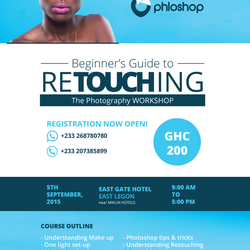 Photography And Photoshop Workshop