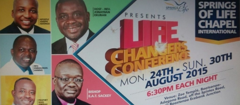 Life Changers Conference