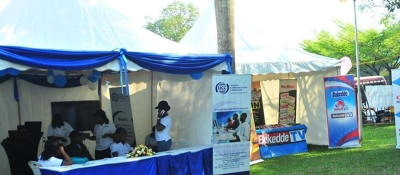 Uganda Film Festival 2015 Exhibition/Market