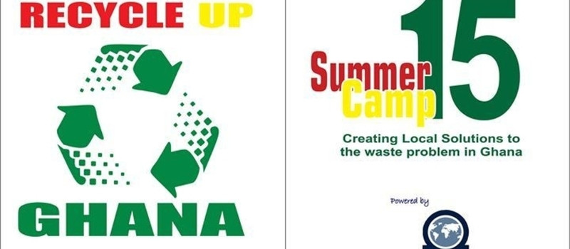 Recycle UP! Ghana Grand Finale