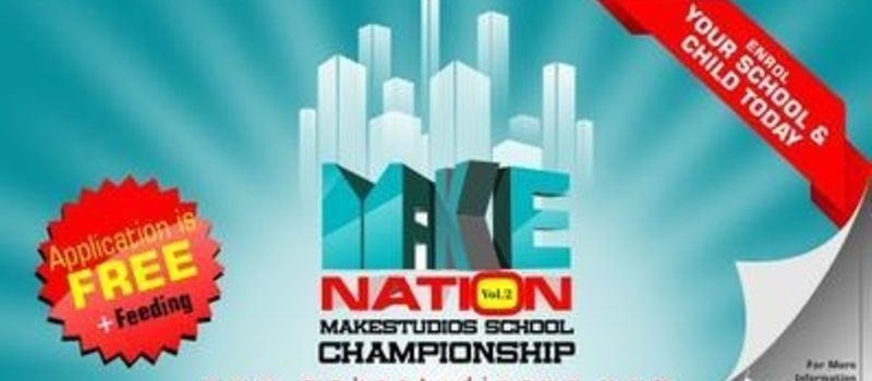 MAKE NATION vol. 2 (School Championship)