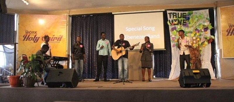 INTER KISWAHILI, KIGANDA, ENGLISH PRAISE AND WORSHIP RALLY