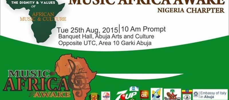 LAUNCHING OF MUSIC AFRICA AWAKE NIGERIA CHAPTER