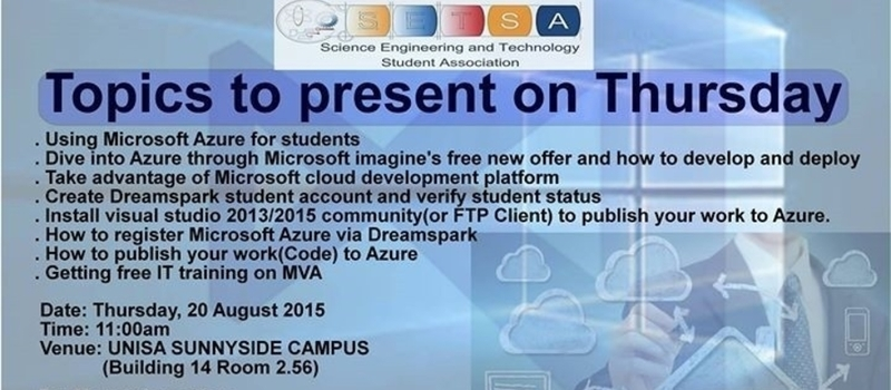 Campus Tech Talk