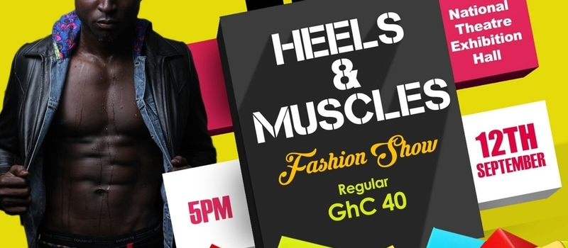 Heels and Muscles Fashion Show