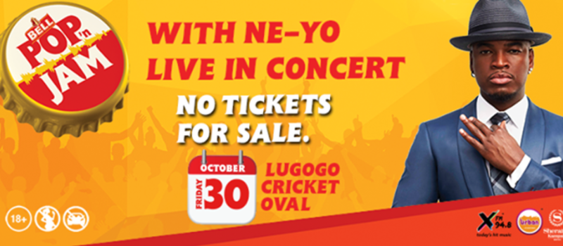 Bell presents NE-YO Live in Uganda