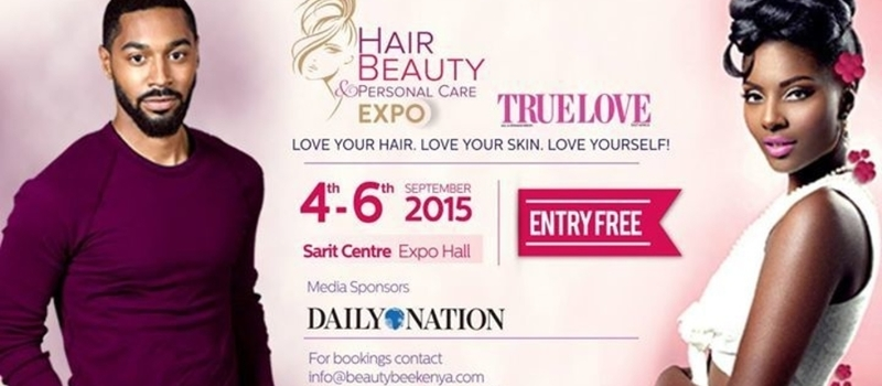 The Hair, Beauty and Personal Care Expo