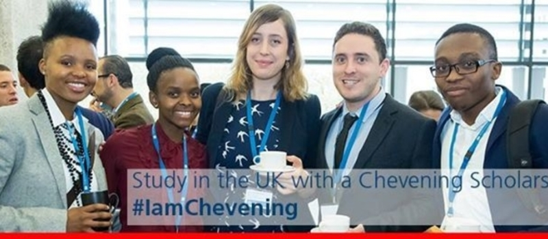 2015 - 2016 Chevening Award ceremony