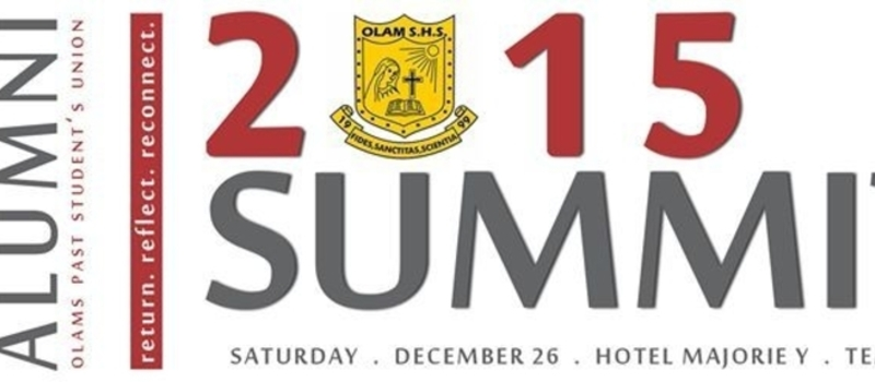 OLAMS Alumni Summit 2015