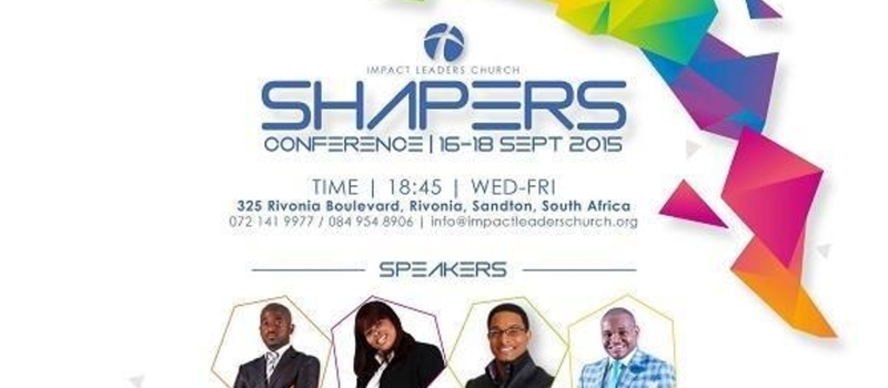 Shapers Conference 2015