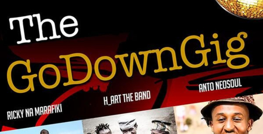 The GoDown Gig (May Edition)