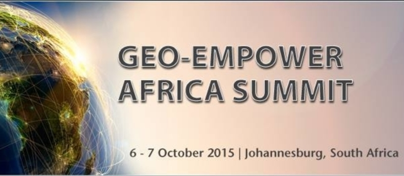 Geo Empower Africa Summit