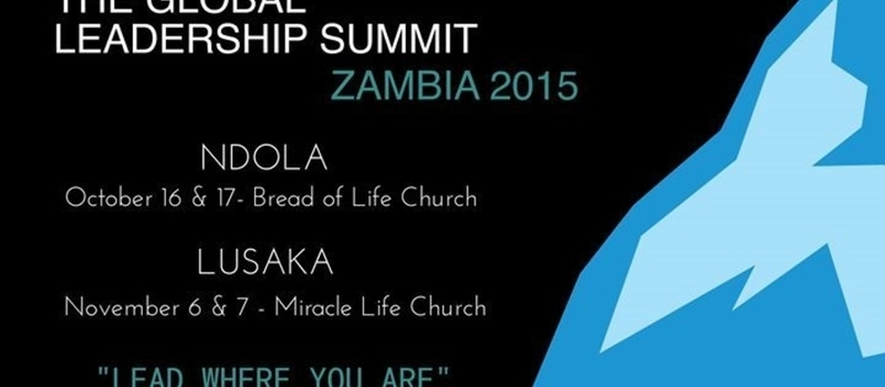 Global Leadership Summit Zambia