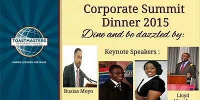 Corporate Summit Dinner 2015