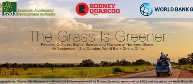 The Grass Is Greener - Photo and Batakari Exhibition