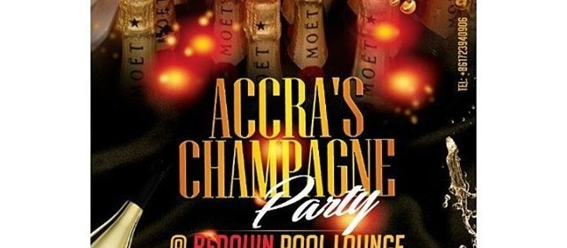 Accra Champagne Party