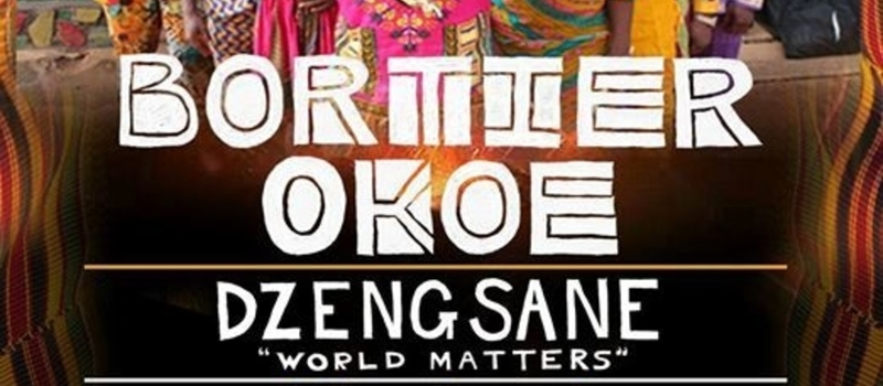 BORTIER OKOE DZENG DANE ALBUM LAUNCH