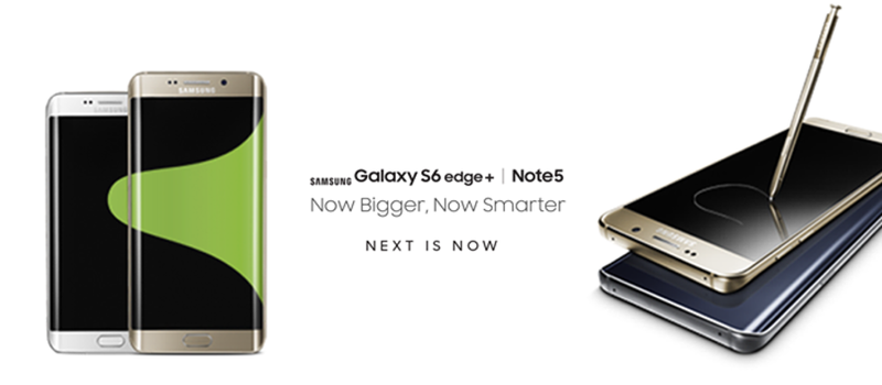 Galaxy S6 Edge+ | Note 5 Launch