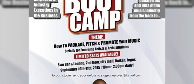 Creative Boot Camp - Nigeria