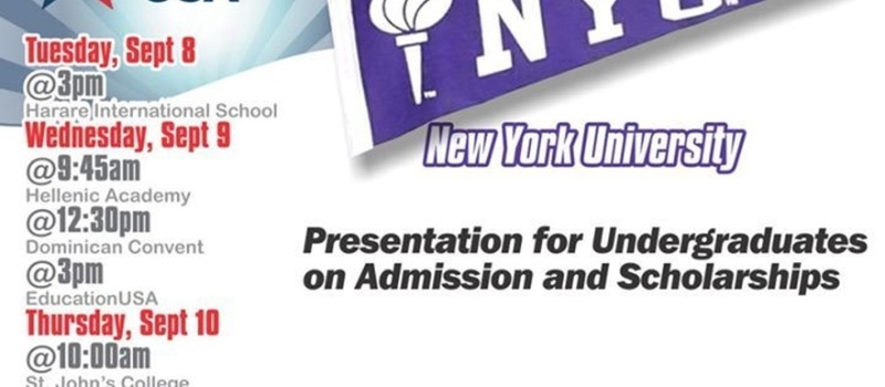 New York University Presentation