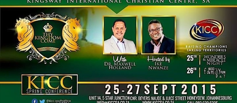 KICC South Africa Spring Conference