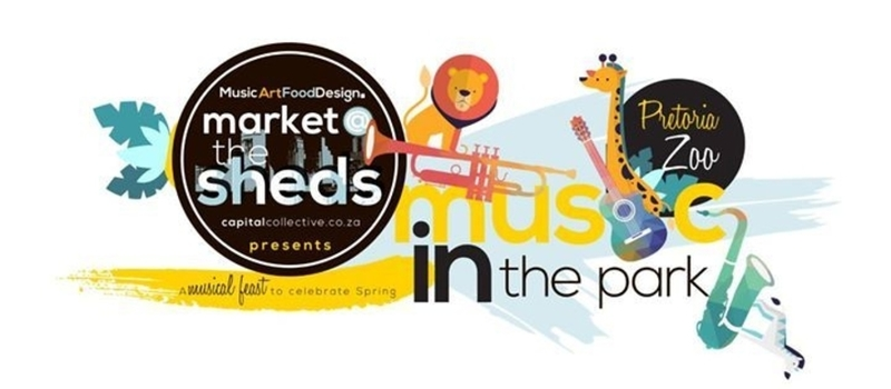 Market@theSheds presents Music in the Park