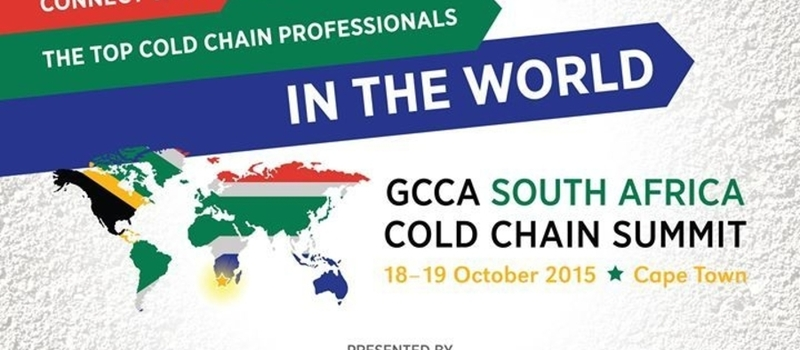 GCCA South Africa Cold Chain Summit