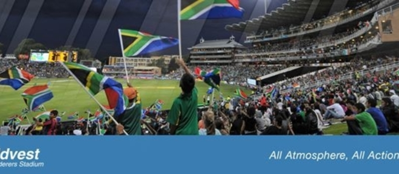 South Africa vs England - Day 1