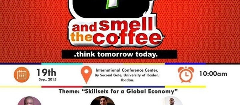 #WSC2015 - Wake Up and Smell the Coffee