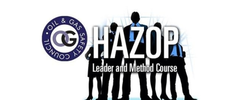 Kevron Consulting Limited OGSC HAZOP Leader and Method Course