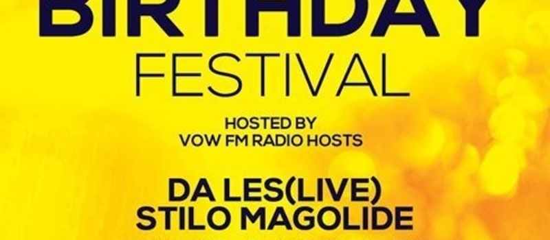 VOW FM BIRTHDAY FESTIVAL