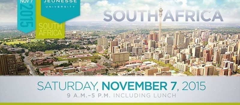 Jeunesse University SOUTH AFRICA - Johannesburg