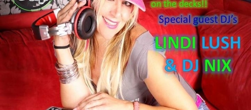 LINDI LUSH, DJ NIX, VDJ BARRY & DJ PSYCH LIVE ON THE DEX @ TIN CUP ZIMBABWE