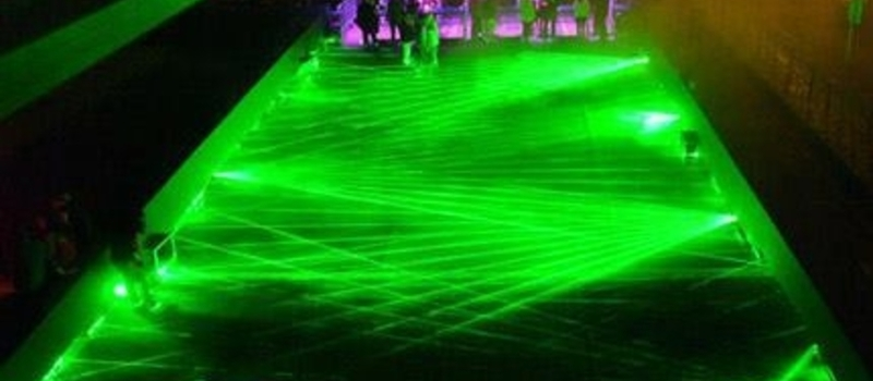 GREEN LIGHT PARTY..THIS NOVEMBER