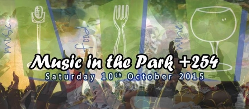 Music in the Park +254 - IV Edition