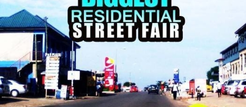 East-Legon Street Fair