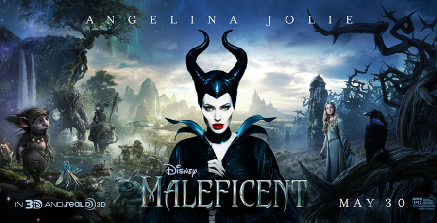 Maleficent - Now Playing in Theaters in 3D