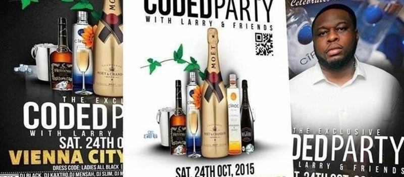 The Exclusive Coded Party