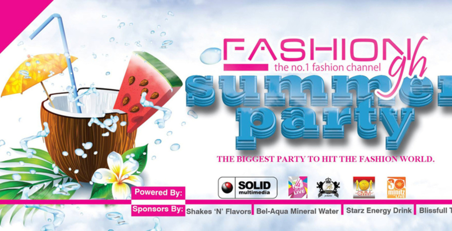 FASHIONgh Summer Party 2014
