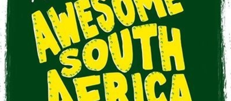 Launch of Absolutely Awesome South Africa by Derryn Campbell