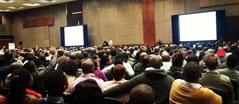 Conference Call & Seminar, For SOUTH AFRICA FOREX EXPO