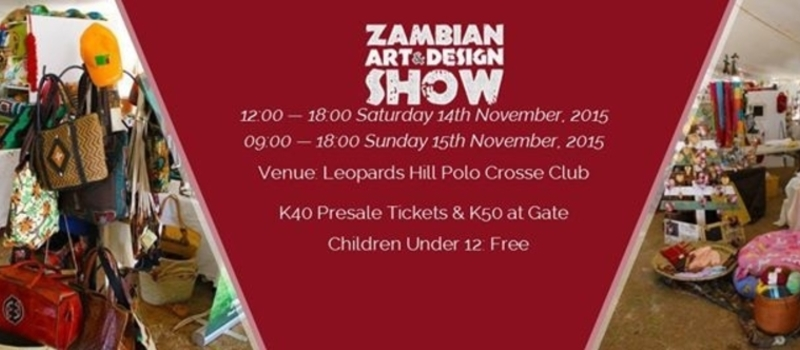 Zambian Art and Design Show 2015