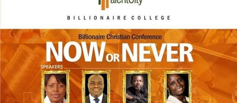 Billionaire Christian Conference