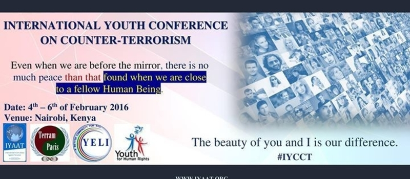 International Youths Conference on Counter-Terrorism